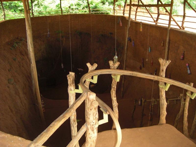 village-souterrain-parc-archeologique-agongointo-benin-7