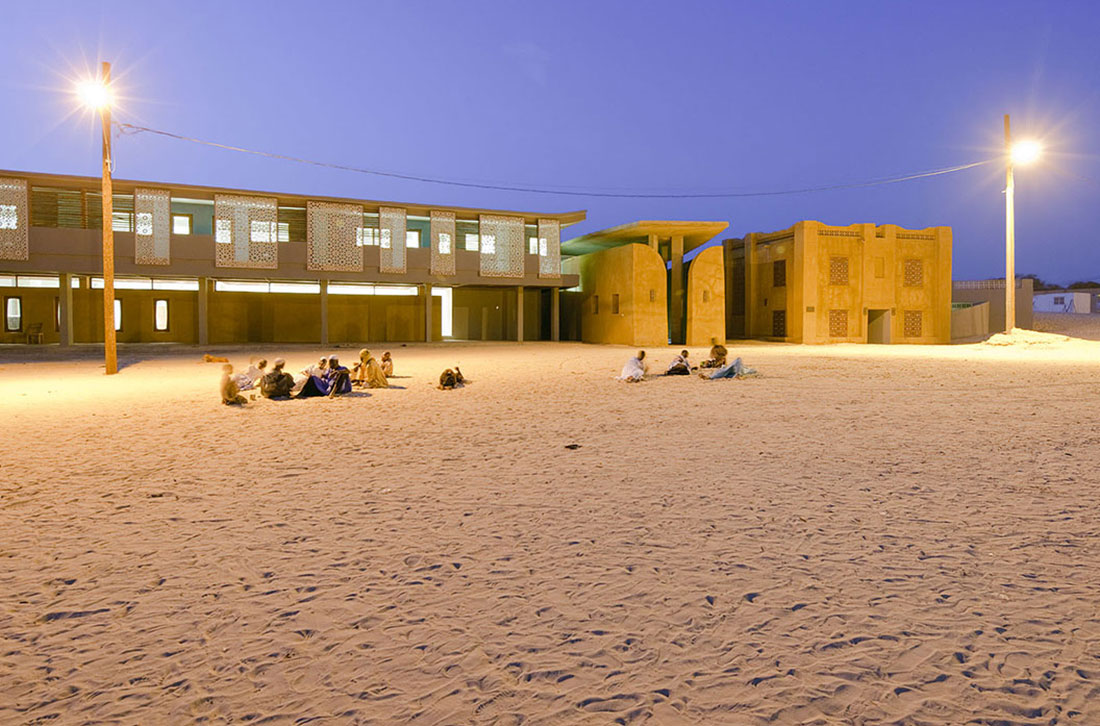 mali-tombouctou-institut-ahmed-baba-par-dhk-architectes-8