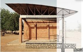 L ascencion de l architecture africaine archicaine for Architecture africaine