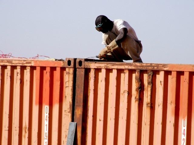 soudan-salam-center-logement-pour-personnel-hospitalier-en-container-par-tam-associatti -21