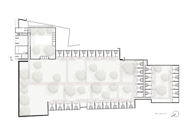 soudan-salam-center-logement-pour-personnel-hospitalier-en-container-par-tam-associatti -7