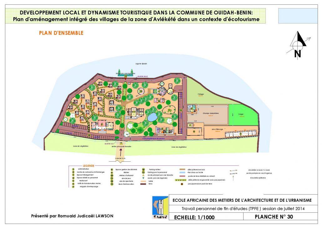 pfe-eamau-benin-plan-d-amenagement-integre-des-villages-de-la-zone-d-avlekete-dans-un-contexte-d-ecotourismee-par-romuald-judicael-lawson